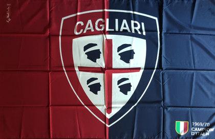 Bandera Cagliari Calcio