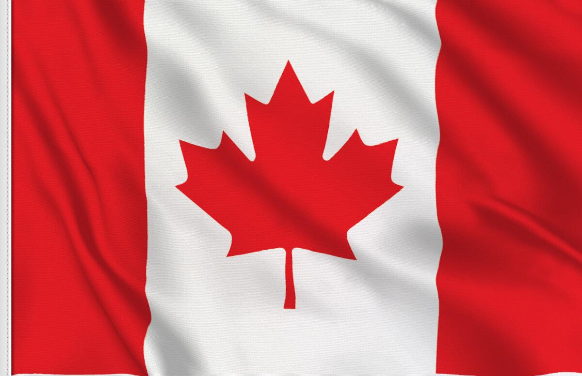 Bandiera//bandiera Canada 30 x 45 cm