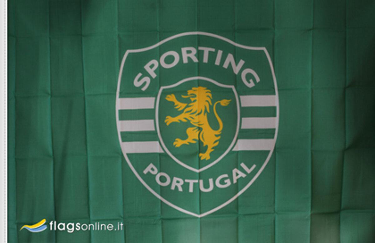 Sporting Club Of Portugal Flag