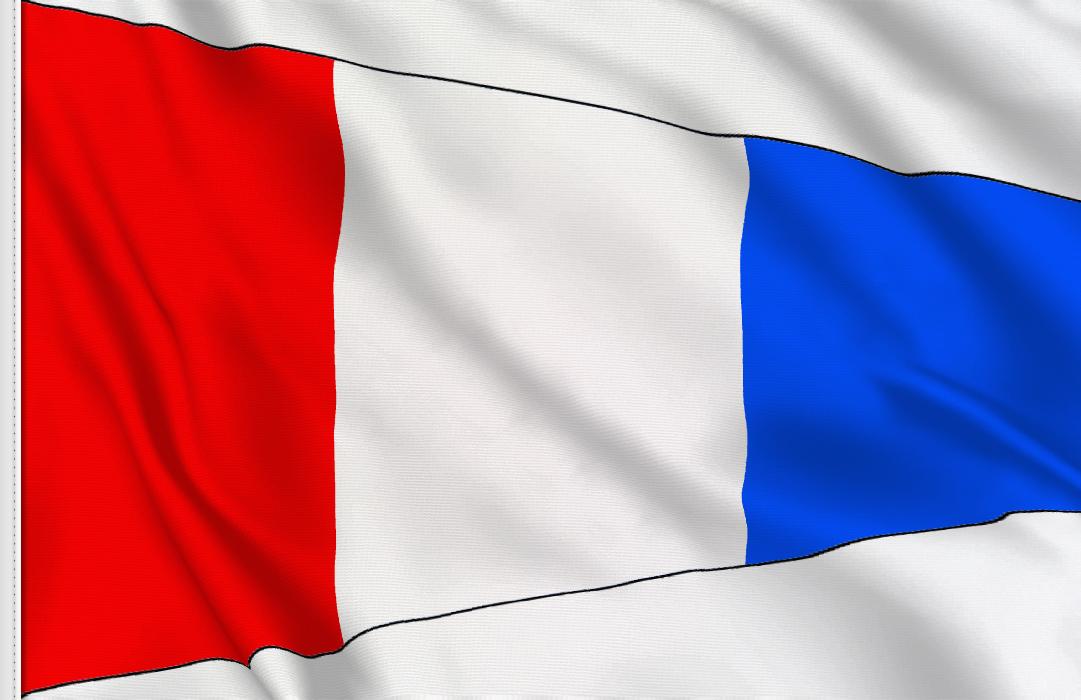 Numero 3 flag