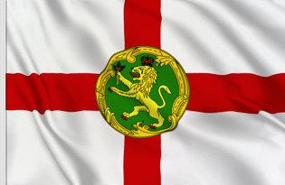 Flag Alderney