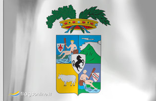 Flag Arezzo Province