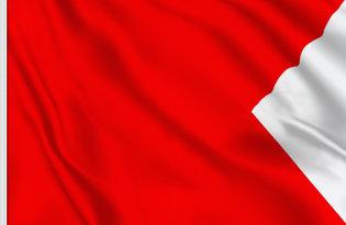 Flag Letter B