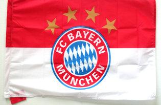 Bandera FC Bayern Monaco