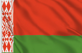 Belarus Table Flag