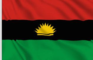 Flag Biafra