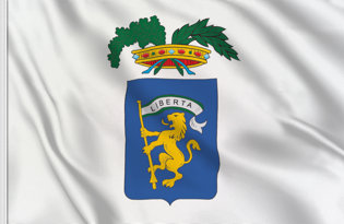 Bandera Provincia de Bolonia