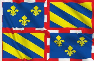 Bandera Borgoña