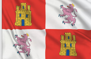 Bandera Castilla Leon