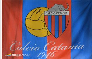 Flag Official Catania Football