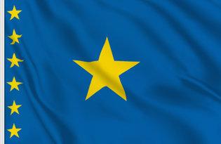 Flag Congo 1960-1963