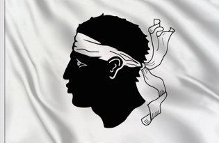 Flag Corse-Corsica
