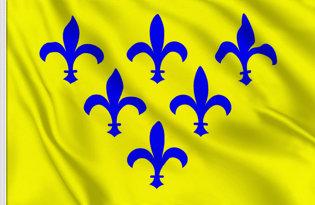 Bandera Ducado de Parma 1545