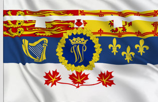 Flag Duke of Cambridge Standard
