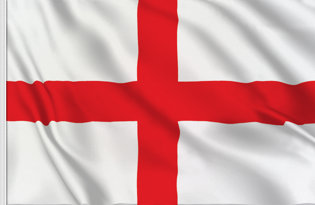 England Table Flag