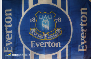 Bandera Everton Football Club