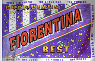 Flag Historical Fiorentina Best