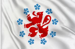 Bandera Comunidad de habla alemana de Belgica