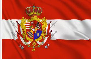 Bandera Gran Ducado de Toscana