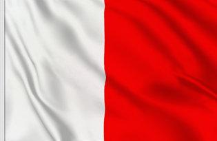 Bandera Letra H