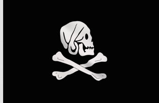 Bandera Pirata Avery