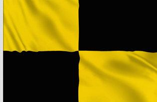 Bandera Letra L
