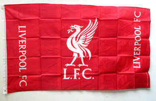 Bandera Liverpool Football Club