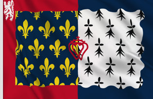Flag Pays-de-la-Loire