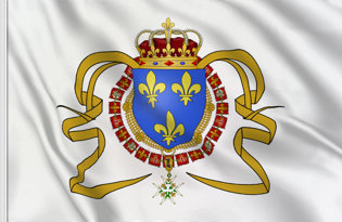 Flag Louis XIV of France