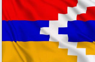 Flag Nagorno-Karabakh