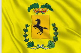 Flag Napoli Province