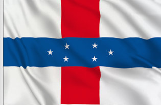 Flag Netherlands Antilles