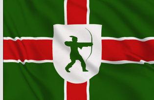 Flag Nottinghamshire