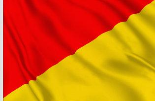Bandera Letra O