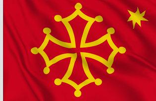 Flag Occitania