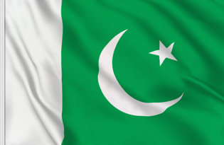 Pakistan Table Flag