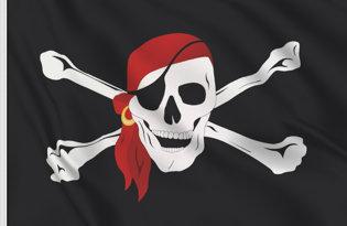 Flag Bandana Pirate