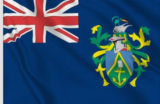 Flag Pitcairn Islands