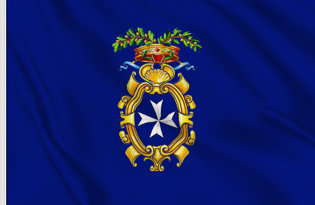 Bandera Provincia de Salerno
