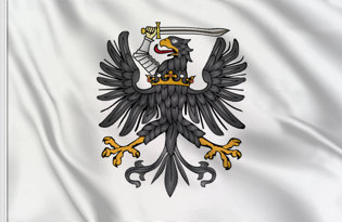Royal Prussia Table Flag