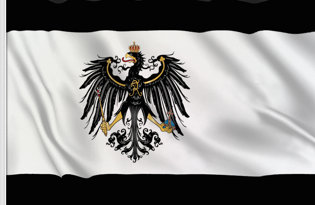 Flag Kingdom of Prussia 1892-1918