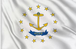 Bandera Rhode-Island