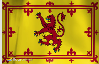Flag Royal Standard of Scotland