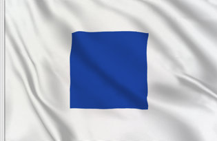 Bandera Letra S