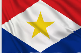 Flag Saba