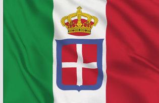 Flag Italy Savoia