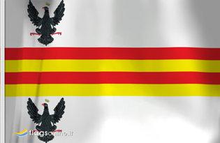 Bandera Reino de Sicilia 1734-1816