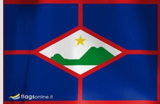 Flag Sint Eustatius