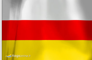 Flag South Ossetia