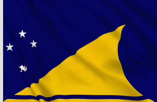 Bandera Tokelau